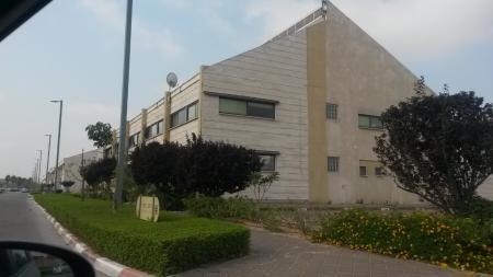 ברקת 21 פארק תעשיה צפוני קיסריה
